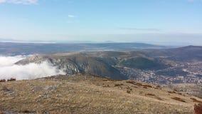 Vallées de Mostar Photographie stock libre de droits