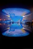 Vallées et HaiBao de Sun en l'expo 2010 de Changhaï Image libre de droits