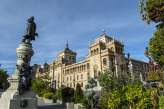 Valladolid, Academy of Cavalry Stock Photography