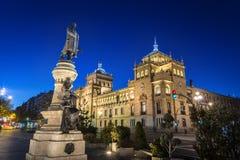 Valladolid akademi av kavalleri Royaltyfri Fotografi