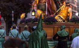 Valladolid buenos el viernes por la noche 2014 02 Fotografía de archivo libre de regalías