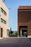 Valladolid campus Royalty Free Stock Image