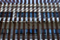 Valladolid campus Stock Photography