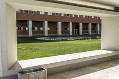 Valladolid campus Stock Images