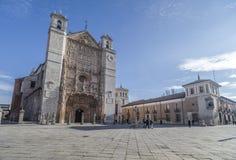 Valladolid, Castiglia Leon, Spagna immagine stock