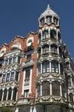 Valladolid Castilla y Leon, Spain: buildings Stock Images
