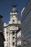Valladolid Castilla y Leon, Spain: buildings Stock Photo