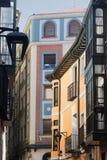 Valladolid Castilla y Leon, Spain: buildings Royalty Free Stock Photos