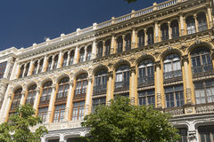 Valladolid Castilla y Leon, Spain: buildings Royalty Free Stock Photo