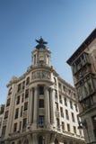 Valladolid Castilla y Leon, Spain: buildings Royalty Free Stock Images