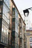 Valladolid Castilla y Leon, Spain: buildings Royalty Free Stock Image