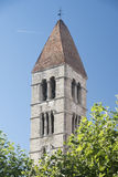 Valladolid Castilla y Leon, Spain: church of Santa Maria Antig Royalty Free Stock Photos