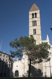 Valladolid Castilla y Leon, Spain: church of Santa Maria Antig Stock Photos