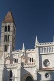 Valladolid Castilla y Leon, Spain: church of Santa Maria Antig Stock Photo