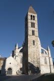 Valladolid Castilla y Leon, Spain: church of Santa Maria Antigua Royalty Free Stock Photography