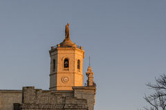 Valladolid, cathedral Royalty Free Stock Images