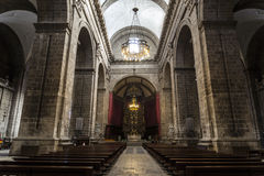 Valladolid, cathedral Royalty Free Stock Photography
