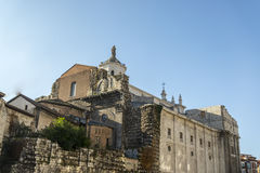 Valladolid, cathedral Royalty Free Stock Photos