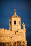 Valladolid Cathedral, Spain Royalty Free Stock Images