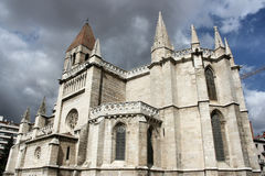 Valladolid church Stock Photography