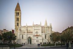 Valladolid, church of the Antigua Royalty Free Stock Photos