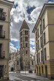 Valladolid, church of the Antigua Royalty Free Stock Images