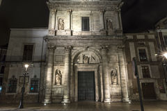 Valladolid church Stock Photo