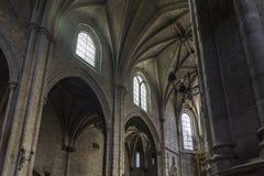 Valladolid Church of San Benito Royalty Free Stock Photo