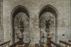Valladolid Church of San Benito Stock Photography