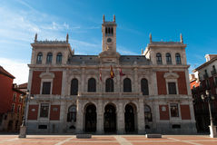 Valladolid city council Stock Image