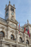 Valladolid city hall Stock Photography