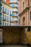 Valladolid city Royalty Free Stock Images