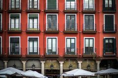 Valladolid city Royalty Free Stock Photo