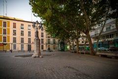 Valladolid city Stock Photo