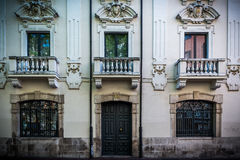 Valladolid city. Valladolid, historical and cultural city, Spain Stock Image