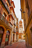 Valladolid City Street Stock Images