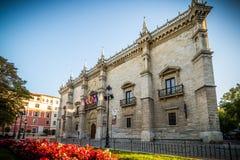 Valladolid city Stock Photos