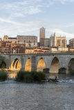 Valladolid, dawn Royalty Free Stock Photography