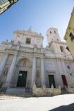 Valladolid domkyrka Fotografering för Bildbyråer