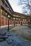Valladolid, former bullring Stock Photo
