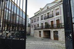 Valladolid, former bullring Royalty Free Stock Images