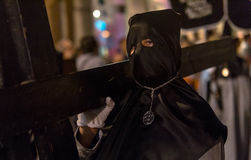 Valladolid Good Friday Night 2014 10 Stock Photography