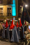 Valladolid Good Friday Night 2014 13 Royalty Free Stock Image