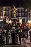 Valladolid Good Thursday Night 2014 11 Stock Photography