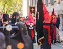 Valladolid Good Thursday 2014 05 Stock Photography