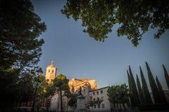 Valladolid city Royalty Free Stock Photos