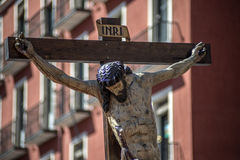 Valladolid Holy Week Stock Photography