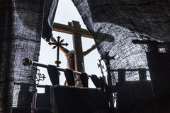 Valladolid Holy Week Royalty Free Stock Image