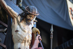 Valladolid Holy Week Royalty Free Stock Photography