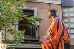 Valladolid Holy Week Royalty Free Stock Images